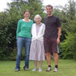 Bekah, Gran and Me