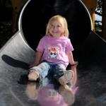 Emily at Blaise Castle