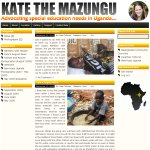 Kate the Mazungu