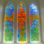 Fishpond Church Stained Glass Window