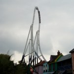 Rush at Thorpe Park