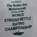 World Nettle Eating Championship