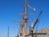 HMS Gannet - Rigging