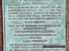 HMS Victory - Plaque