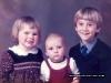 Jonathan Tolhurst as a child