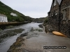 kayak-outside-boscastle-yha