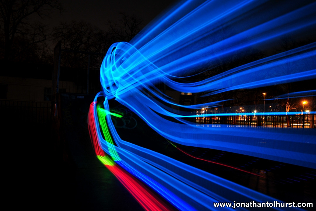 Light Painting 11