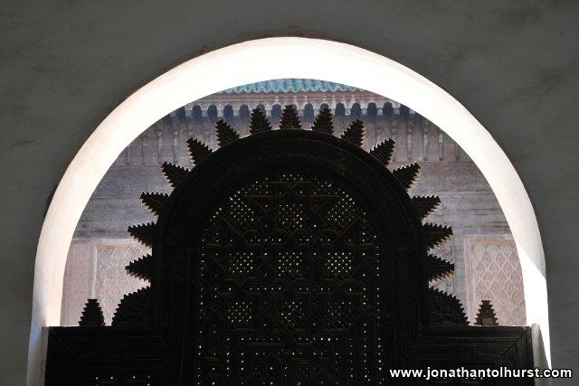 ali-ben-youssef-medersa-doorway