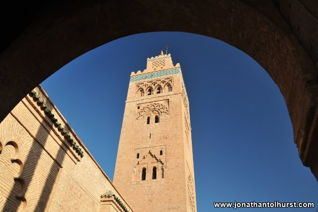 koutoubia-minaret-from-an-archway