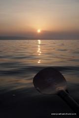 paddling-into-the-sunrise-near-sidmouth