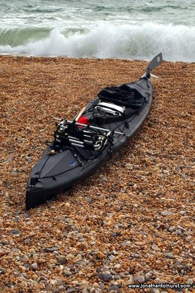 kayak-on-the-beach-at-torcross