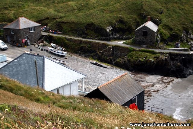 Mullion Harbour is owned and operated by The National Trust