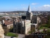 Rochester Cathedral from the castle