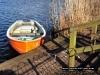South Norwood Lake Boat