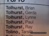 tolhurst