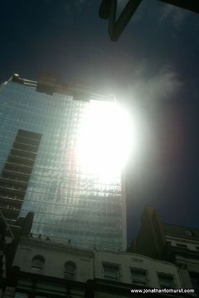 Walkie Talkie Reflection