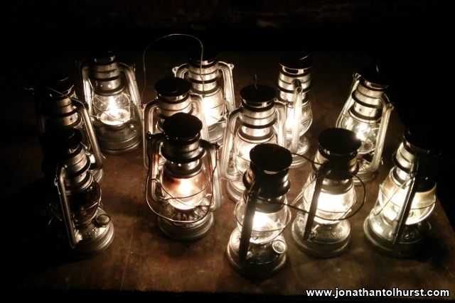 Paraffin Lamps