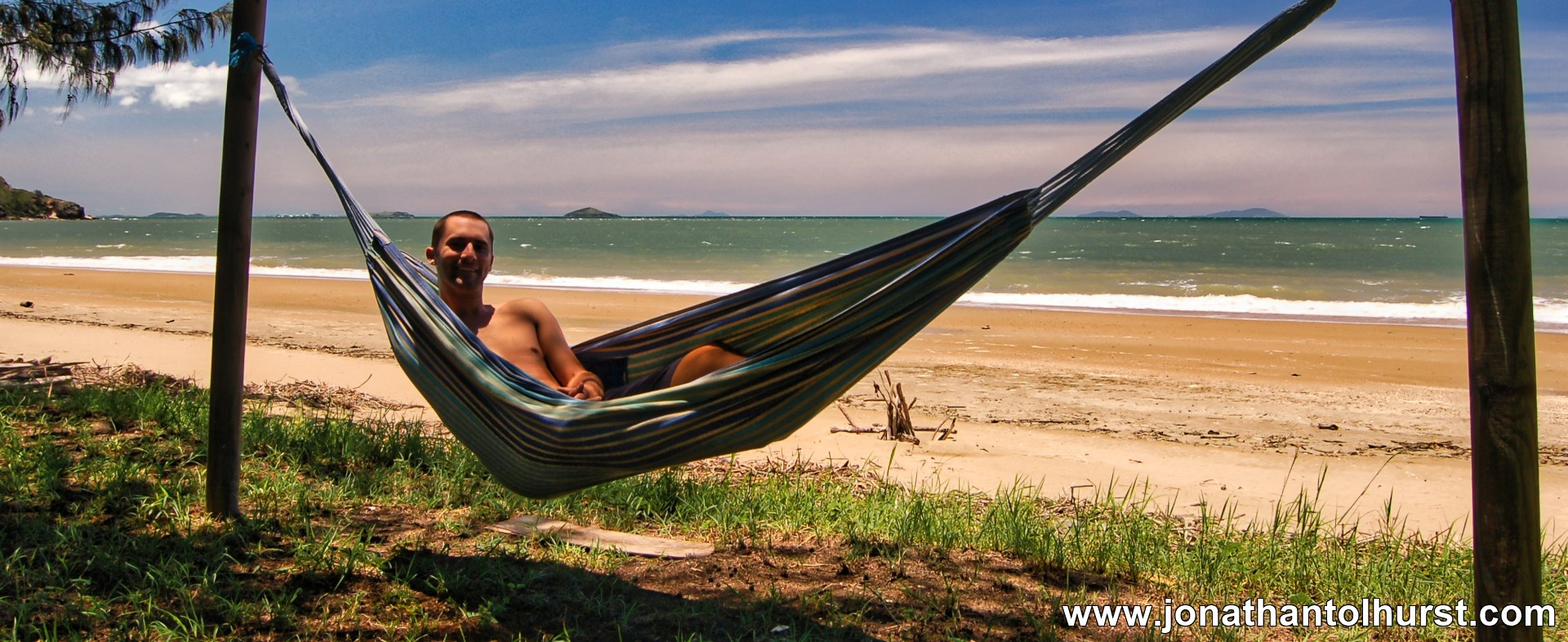 Beach Hammock Queensland Australia Jonathan Tolhurst Photography