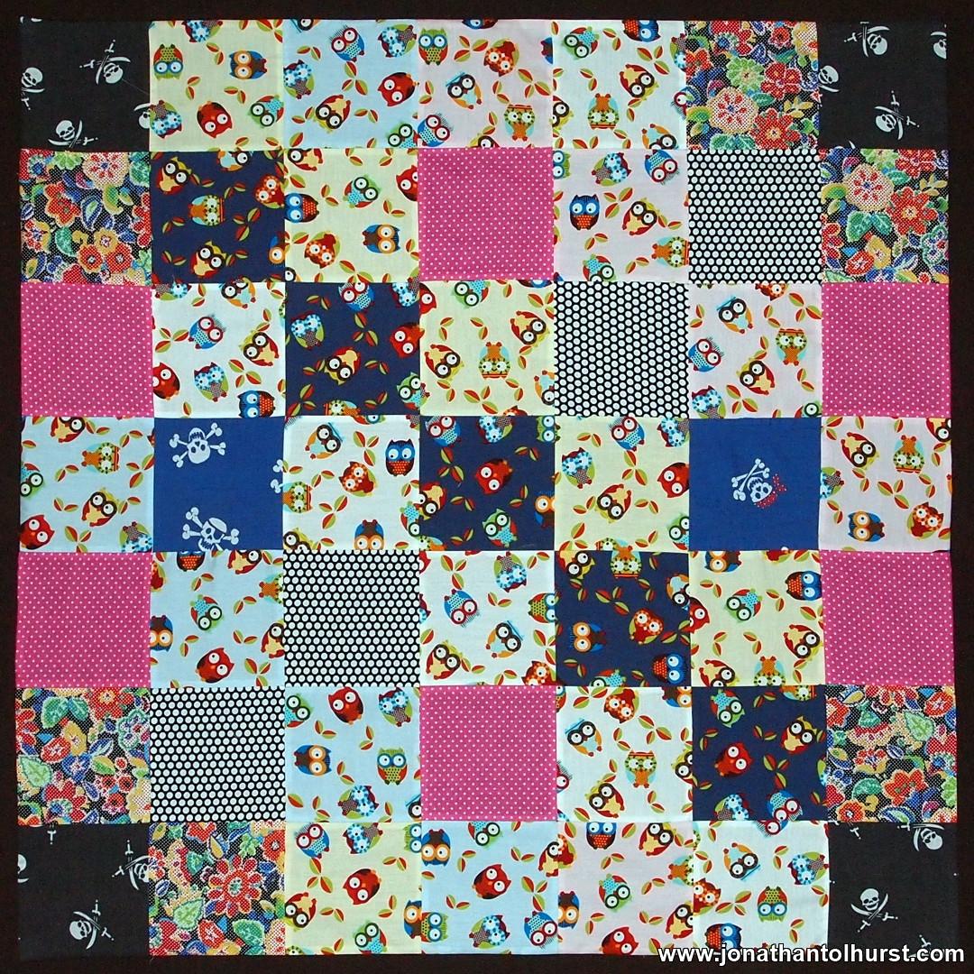 Patchwork Quilt 3