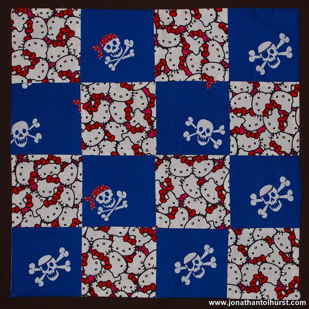 Patchwork Quilt 1