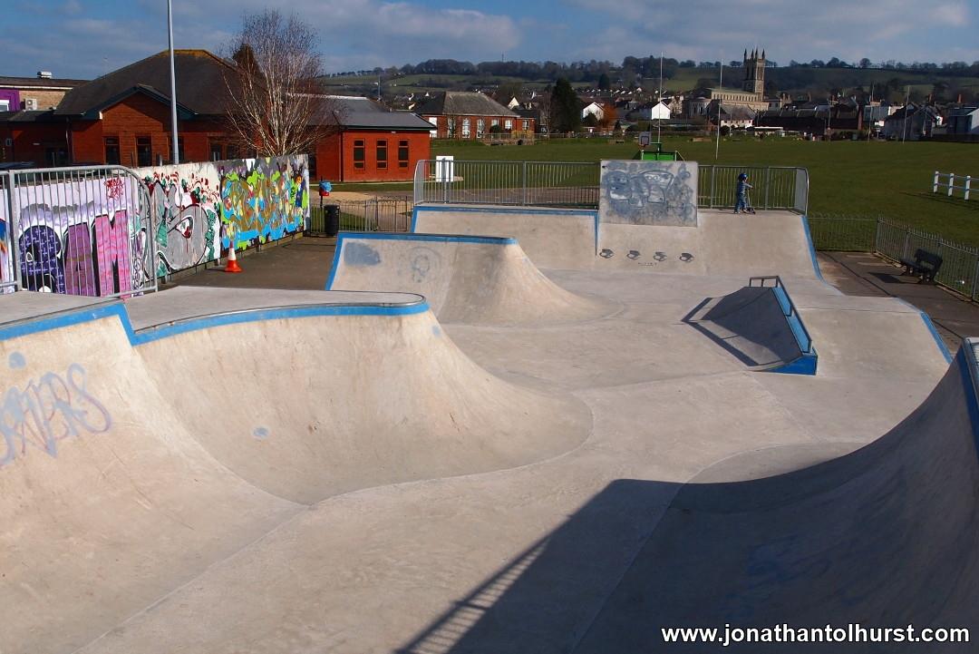 Honiton Skate Park