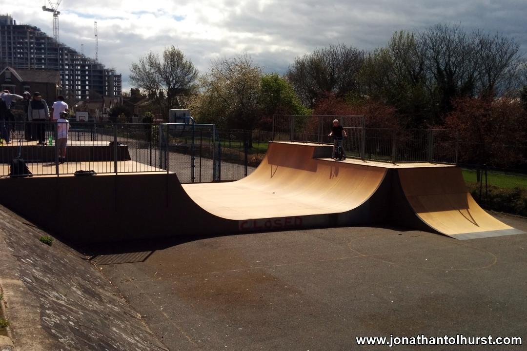 Bromley Skatepark