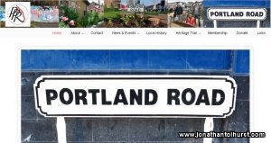 People for Portland Road Website